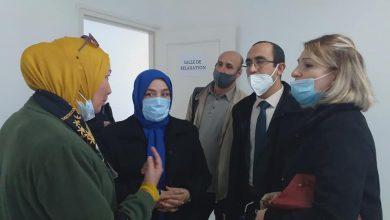 Photo of تدشين مركز المساعدة النفسية الجامعي
