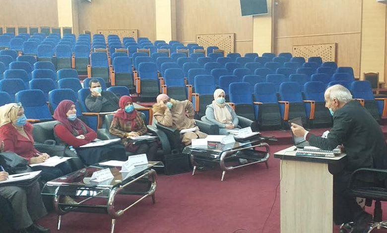 Photo of دورة تكوينية حول الصفقات العمومية لفائدة موظفي المركز الجامعي تيبازة