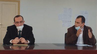 Photo of تعيين الأستاذ جمال حدار مديرا لمعهد الحقوق والعلوم السياسية