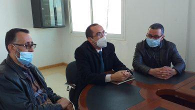 Photo of تعيين الأستاذ بوزقزة ياسين مديرا لمعهد العلوم الإنسانية والاجتماعية