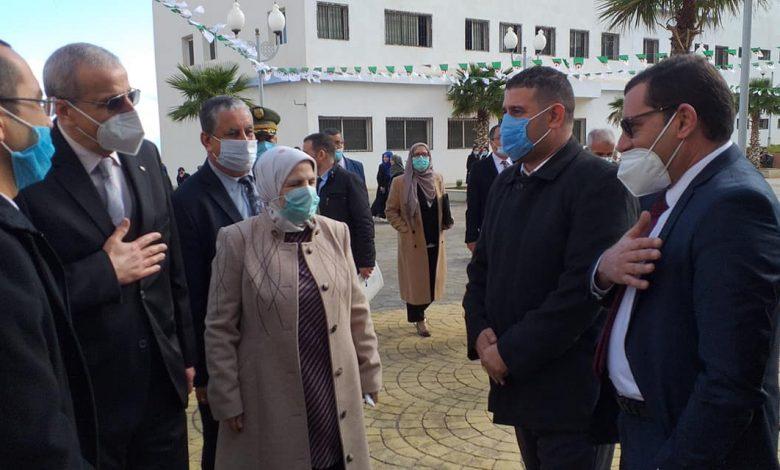Photo of الدكتور محمد يونسي يستقبل وزير التعليم العالي والبحث العلمي رفقة السيدة والي تيبازة