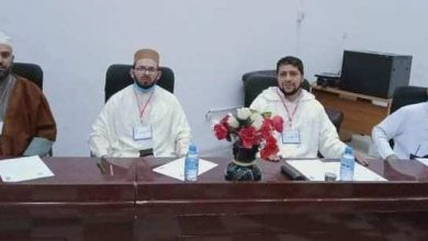 Photo of انطلاق مسابقة تجويد القرأن الكريم للطالب الجامعي