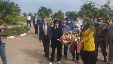 Photo of المركز الجامعي تيبازة يحتفل بعيد الطالب 19 ماي
