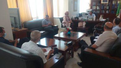 Photo of إجتماع مجلس المديرية برئاسة مدير المركز الدكتور محمد يونسي