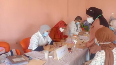 Photo of الطلبة الجدد للمركز الجامعي يتلقون اللقاح ضد فيروس كورونا