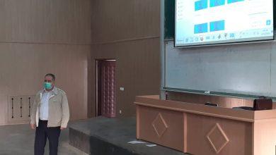 Photo of محاضرة إعلامية توجيهية لفائدة الطلبة الجدد السنة الأولى ليسانس بمعهد العلوم