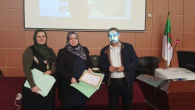 Photo of مشاركة معهد العلوم في اليوم الدراسي حول دور الجامعة في تنفيذ الإستراتيجية الوطنية لحماية و تثمين الساحل الجزائري