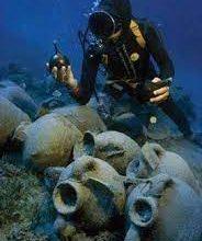 Photo of الآثار المغمورة في البحر تشكل رافدا مهما للسياحة الداخلية