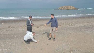 Photo of توثيق الممتلكات الثقافية المغمورة بالمياه في الحوض البحري